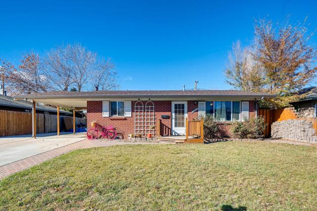 4737 Dover Street, Wheat Ridge, CO 80033 (#8083301) :: HomePopper
