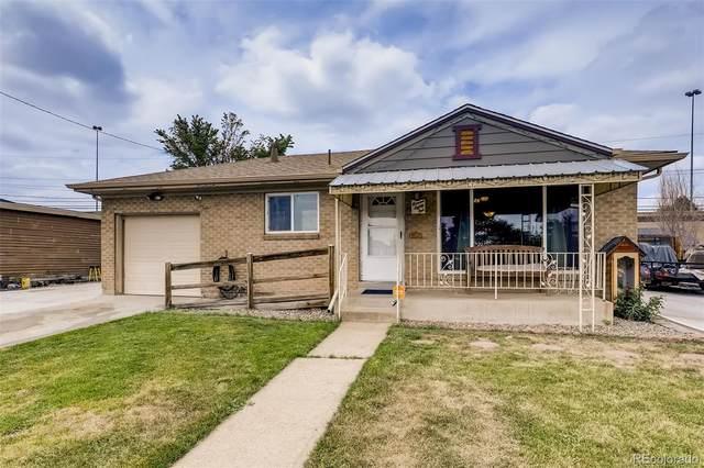 1181 Worley Drive, Denver, CO 80221 (MLS #8086583) :: 8z Real Estate