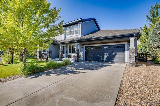 5737 W Euclid Place, Littleton, CO 80123 (MLS #8089985) :: 8z Real Estate