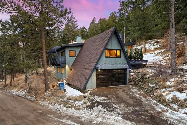 26054 Centennial Trail, Golden, CO 80401 (#8090034) :: Arnie Stein Team | RE/MAX Masters Millennium