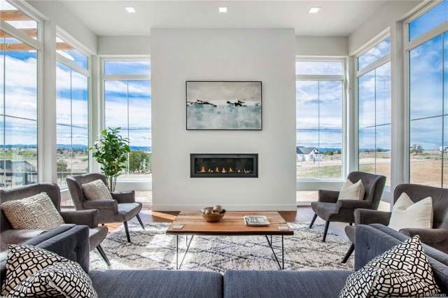 8332 Merryvale Trail, Parker, CO 80138 (#8090702) :: The Healey Group