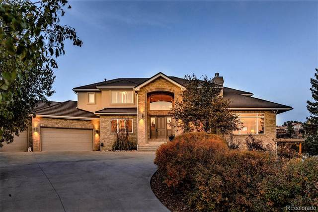 6360 S Netherland Circle, Centennial, CO 80016 (MLS #8092813) :: 8z Real Estate