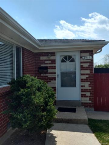 4576 W Dakota Avenue, Denver, CO 80219 (#8094452) :: The Griffith Home Team