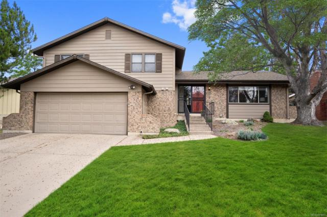 4022 S Quebec Street, Denver, CO 80237 (#8095197) :: The Griffith Home Team