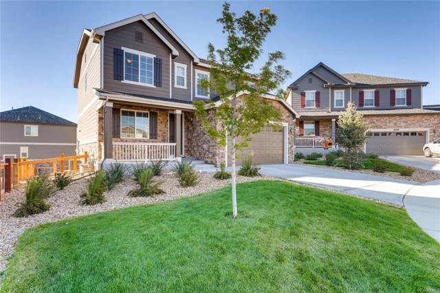 26318 E Hinsdale Place, Aurora, CO 80016 (#8099292) :: The HomeSmiths Team - Keller Williams