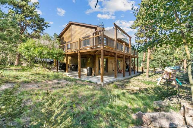 30540 Rand Road, Conifer, CO 80433 (#8101936) :: Sultan Newman Group