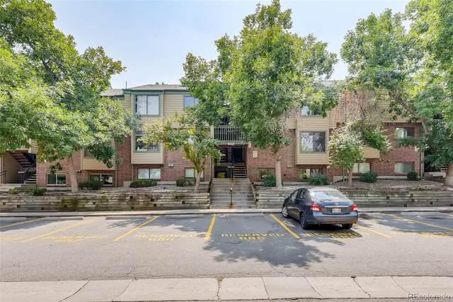3576 S Depew Street #104, Lakewood, CO 80235 (#8106760) :: The Colorado Foothills Team | Berkshire Hathaway Elevated Living Real Estate