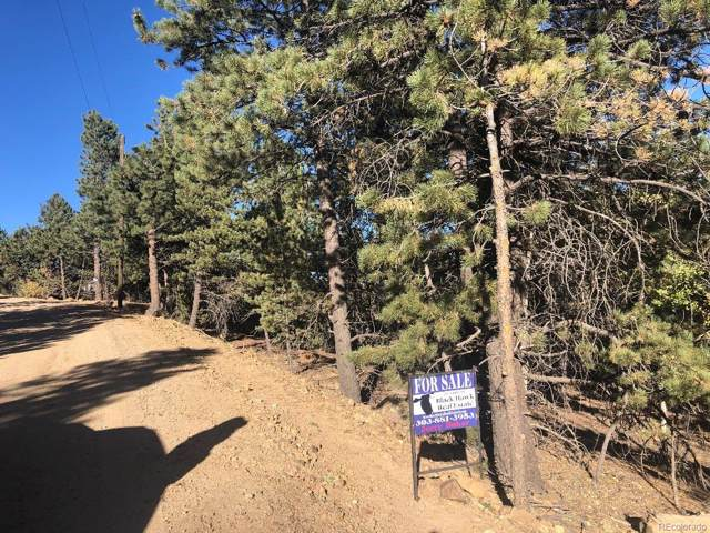 Upper Russell Gulch Road, Central City, CO 80427 (#8108614) :: The Healey Group