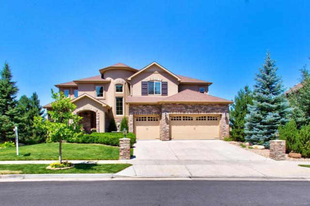 12147 S Shady Pine Court, Parker, CO 80134 (#8113352) :: Bring Home Denver
