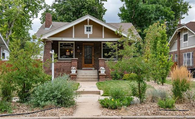 2621 Dexter Street, Denver, CO 80207 (#8115143) :: The Heyl Group at Keller Williams