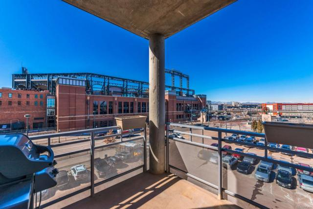 2229 Blake Street #407, Denver, CO 80205 (#8115740) :: The Pete Cook Home Group