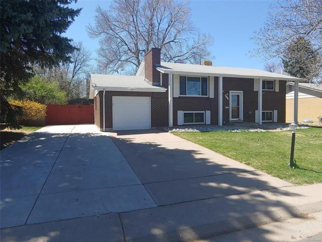 4262 W Quinn Place, Denver, CO 80236 (#8116160) :: Wisdom Real Estate