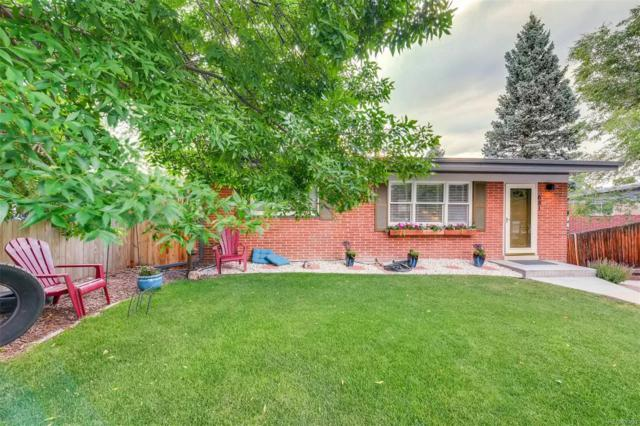 681 S Simms Street, Lakewood, CO 80228 (#8117708) :: Colorado Home Finder Realty
