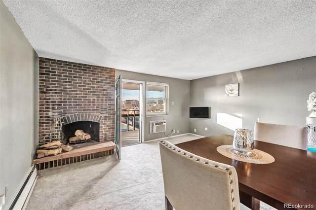 1233 N Ogden Street #608, Denver, CO 80218 (#8118919) :: The Colorado Foothills Team | Berkshire Hathaway Elevated Living Real Estate