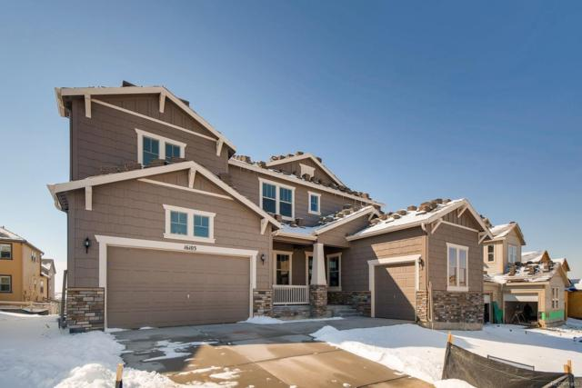 16103 Swan Mountain Drive, Broomfield, CO 80023 (#8120357) :: The Heyl Group at Keller Williams