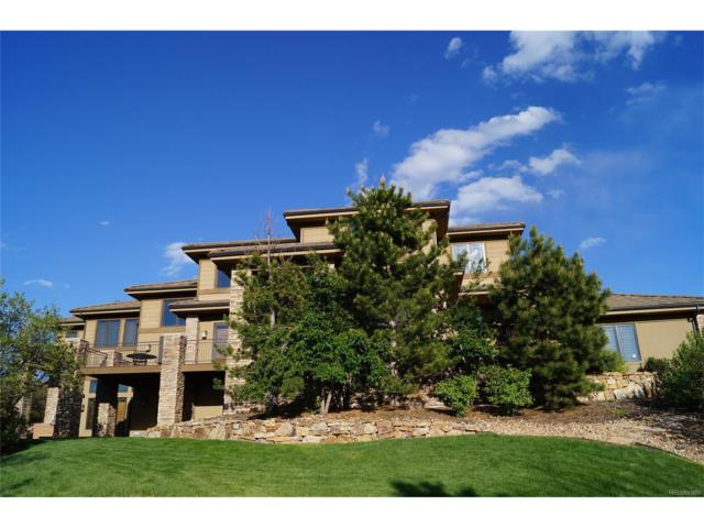 13062 Whisper Canyon Road, Castle Pines, CO 80108 (MLS #8126267) :: 8z Real Estate
