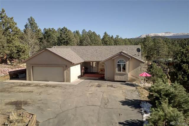400 Banner Trail, Florissant, CO 80816 (#8129516) :: The DeGrood Team