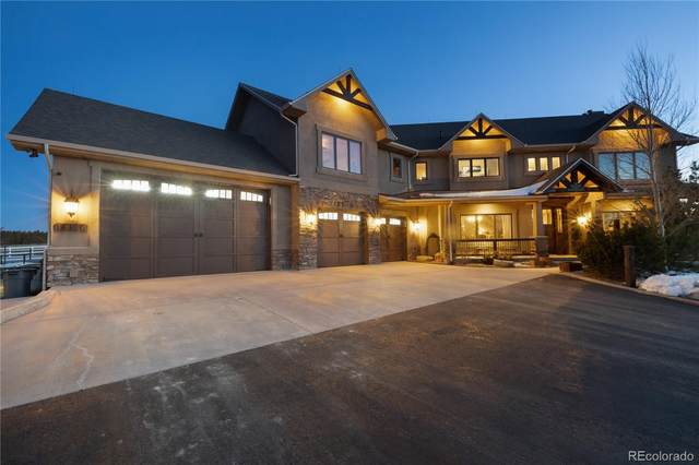 18320 Table Rock Road, Colorado Springs, CO 80908 (#8129624) :: The Healey Group