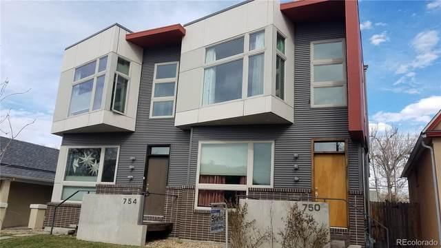 750 Inca Street, Denver, CO 80204 (MLS #8133315) :: 8z Real Estate