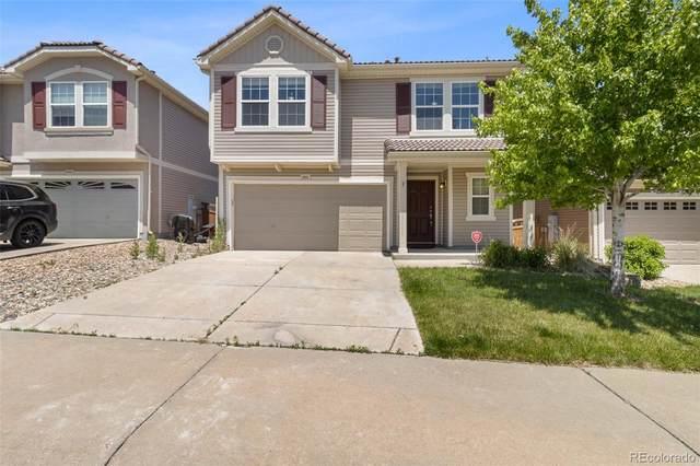3915 Alcazar Drive, Castle Rock, CO 80109 (MLS #8135130) :: 8z Real Estate