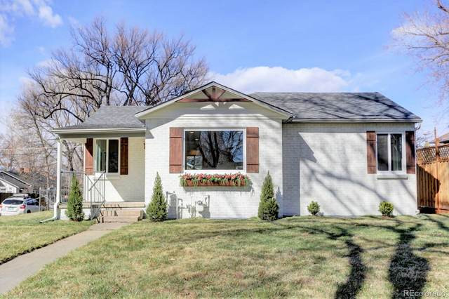 1395 S University Boulevard, Denver, CO 80210 (#8135288) :: Wisdom Real Estate