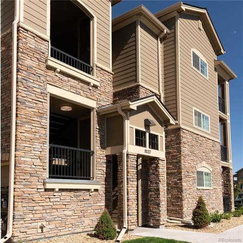 9227 Rolling Way #106, Parker, CO 80134 (MLS #8138663) :: 8z Real Estate