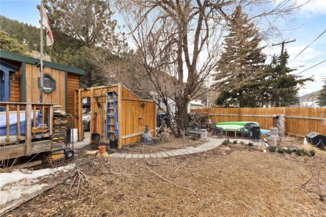 106 27th Place, Idaho Springs, CO 80452 (#8142635) :: Mile High Luxury Real Estate