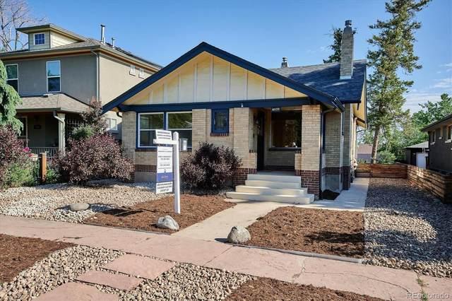 4533 W 34th Avenue, Denver, CO 80212 (#8145949) :: Stephanie Fryncko | Keller Williams Integrity