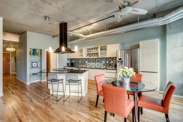 1499 Blake Street 5I, Denver, CO 80202 (MLS #8146145) :: Bliss Realty Group