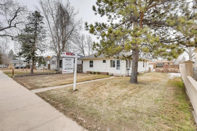 3952 S Lincoln Street, Englewood, CO 80113 (MLS #8146303) :: Kittle Real Estate