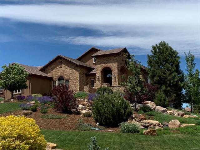 4671 Sonado Place, Parker, CO 80134 (#8146800) :: The HomeSmiths Team - Keller Williams