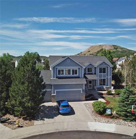 2463 Switch Grass Way, Castle Rock, CO 80109 (#8147341) :: The DeGrood Team