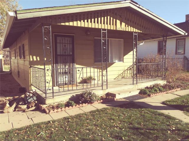 1456 Benton Street, Lakewood, CO 80214 (MLS #8150033) :: 8z Real Estate