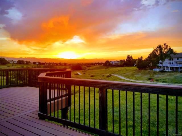 1733 Glenwood Lane, Highlands Ranch, CO 80126 (#8150991) :: HergGroup Denver