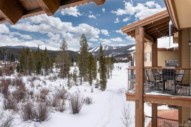 401 Trailhead Circle #434, Winter Park, CO 80482 (#8152734) :: Re/Max Structure