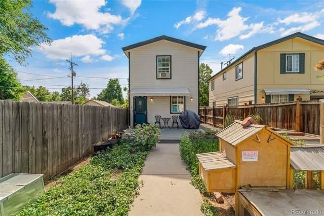 1341 Valentia Street, Denver, CO 80220 (#8153837) :: Stephanie Fryncko | Keller Williams Integrity