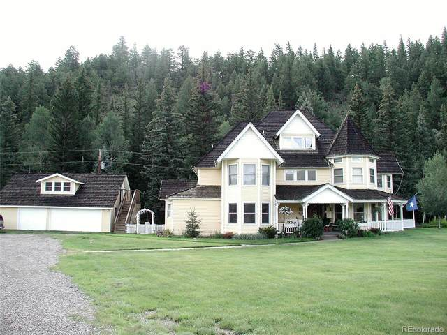254 County Road 20, South Fork, CO 81154 (MLS #8154925) :: 8z Real Estate
