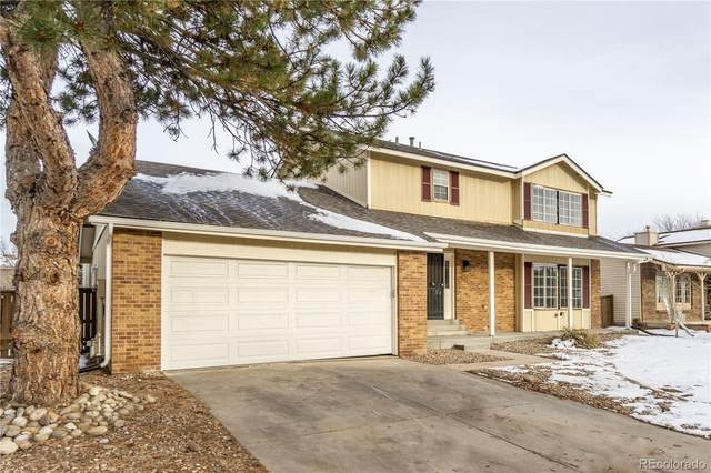 8442 S Willow Creek Street, Highlands Ranch, CO 80126 (#8159228) :: iHomes Colorado