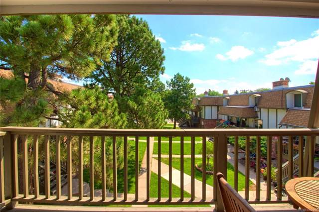 2700 S Holly Street #301, Denver, CO 80222 (MLS #8162227) :: 8z Real Estate