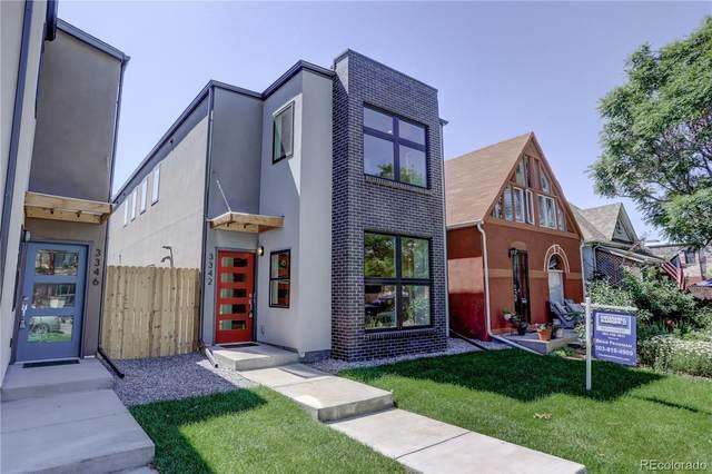 3342 Arapahoe Street, Denver, CO 80205 (#8163726) :: HergGroup Denver