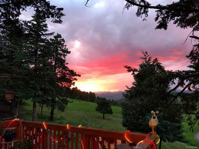 24338 Inca Road, Indian Hills, CO 80454 (MLS #8164411) :: 8z Real Estate