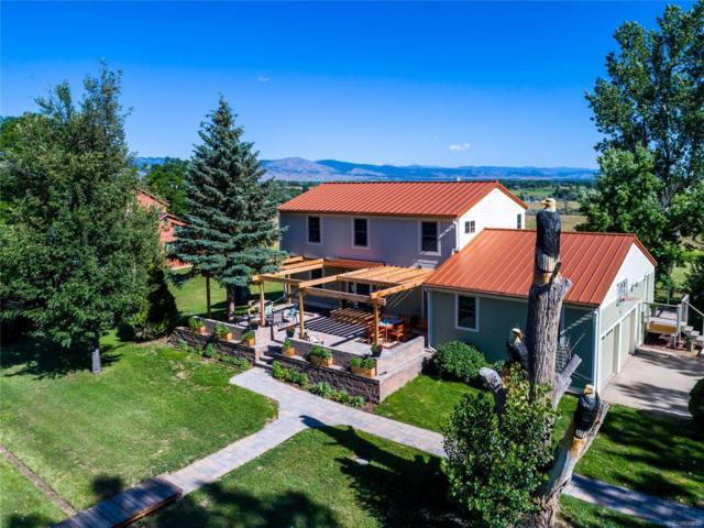 7865 Arlington Drive, Boulder, CO 80303 (MLS #8164641) :: Kittle Real Estate