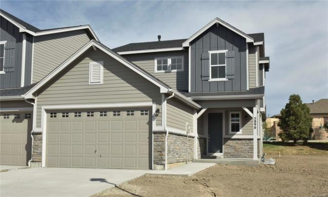 5890 Morning Light Terrace, Colorado Springs, CO 80919 (#8165737) :: The Galo Garrido Group