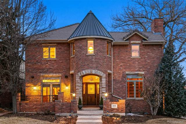 1001 S Steele Street, Denver, CO 80209 (#8166728) :: Realty ONE Group Five Star
