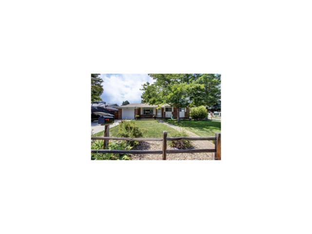 8661 W Brittany Drive, Littleton, CO 80123 (MLS #8166817) :: 8z Real Estate