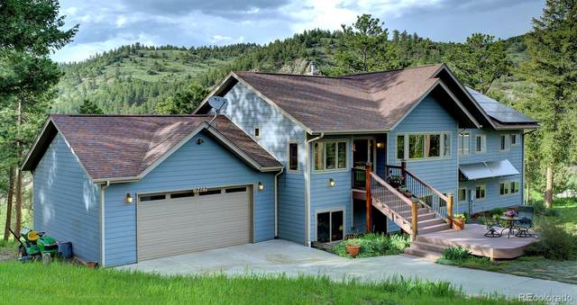 19867 Chamberlain Road, Morrison, CO 80465 (#8168405) :: The Colorado Foothills Team | Berkshire Hathaway Elevated Living Real Estate