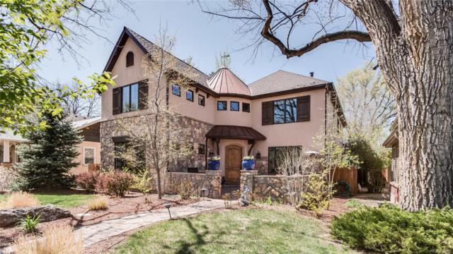 2467 S Saint Paul Street, Denver, CO 80210 (MLS #8170266) :: 8z Real Estate