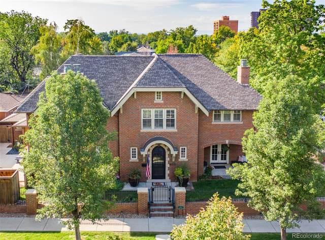 1530 E Cedar Avenue, Denver, CO 80209 (MLS #8173565) :: Keller Williams Realty