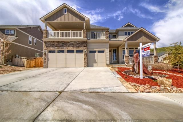 1285 Clear Sky Way, Castle Rock, CO 80109 (MLS #8174231) :: 8z Real Estate