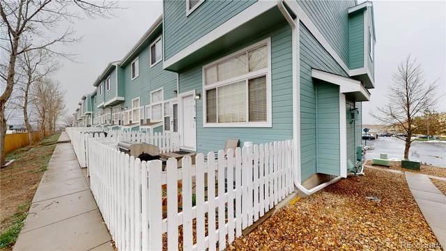 8199 Welby Road #4001, Denver, CO 80229 (#8174556) :: Stephanie Fryncko | Keller Williams Integrity